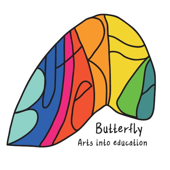 Butterfly, transforming Arts into Education
